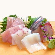 和食 一品料理 刺身の盛り合わせ